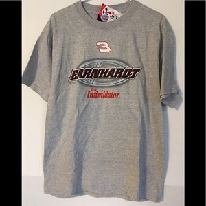 Dale Earnhardt 3 Intimidator T Shirt Medium New